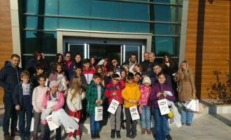 Akhisar Bilim ve Sanat Merkezi'nden bölgesel fırsatları değerlendirme gezisi