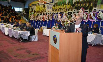 Akhisar Esnaf Kefalet Kooperatifi Genel Kurulu yapıldı