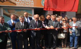 Akhisar Gıda Bankası 464 kişiye ulaşıyor