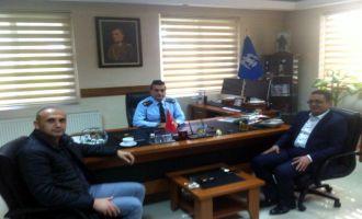Akhisar Halk Eğitim, kurs açtığı kurumları ziyaret etti