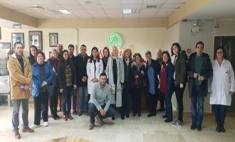 Akhisar Halk Eğitim Merkezi Erasmus Projesine Ev Sahipliği Yaptı