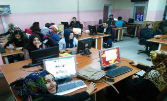 Akhisar Halk Eğitimi Bilgisayar Kursları Açıyor