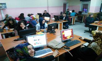 Akhisar Halk Eğitimi Merkezi Müdürlüğü Bilgisayar Kursu Açılıyor