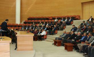 Akhisar Kent Konseyine 32 muhtar delege olarak seçildi