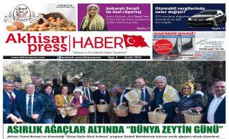 Akhisar Press Gazetesinin 3. Sayısı Çıktı