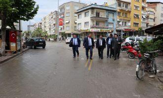 Akhisar Sokakları Büyükşehirle Modernleşecek