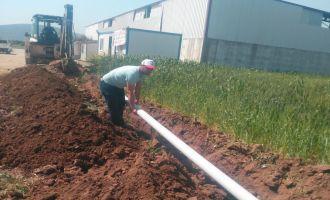 Akhisar Ulucami'ye Yeni İçme Suyu Hattı