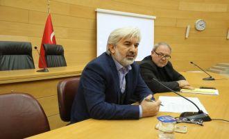 Akhisar Üniversitesi Derneği genel kurul toplantısı yapıldı