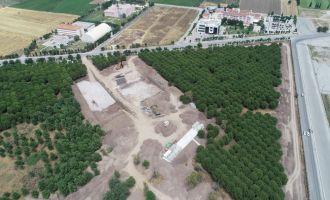 Akhisar'da 500 kişilik öğrenci yurdunun temeli atıldı