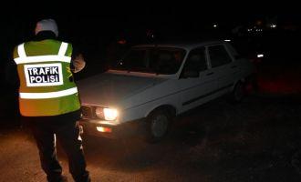 Akhisar'da 6 noktada huzur operasyonu