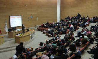 Akhisar'da Down Sendromlulara yönelik konferans verildi