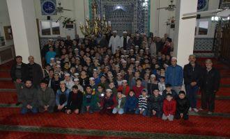 Akhisar'da Tatilde Sabah Namazı Bereketi