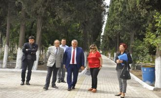 Akhisar'da yeni gasilhane yeri belirlendi