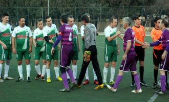 Akhisargücü, İzmir deplasmanında 1 puanla döndü