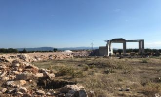 Akhisar'ın Çöp Sorununun Bitmesine Az Kaldı