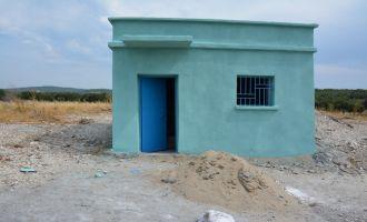 Akhisar'ın İçme Suyu Depolarının Yenileme Çalışması Başladı