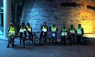 Akhisarlı Bisiklet severler buluşmaya devam ediyor