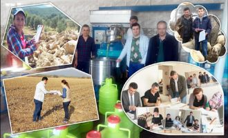 Akhisarlı çiftçilere 3.75 milyon lira destek