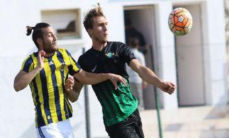 Akhisarlı Gençler evinde Fenerbahçe'ye mağlup oldu