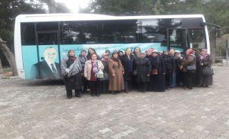 Akhisarlı Kadınlar Manisa'yı Gezdi