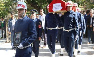 Akhisarlı Kore Gazisi son yolcuğuna uğurlandı