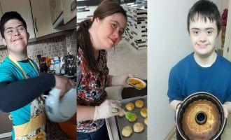 Akhisarlı özel çocuklar, düşler mutfağına konuk oluyor