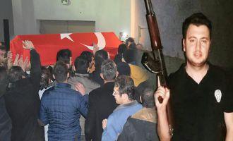 Akhisarlı şehit polis Ali Aksoy memleketine getirildi