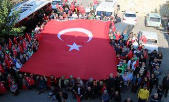 Akhisarlılar bu hafta adımlarını Cumhuriyet için attılar