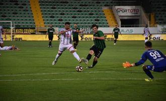 Akhisarspor - Balıkesirspor Maç Sonucu: 3-1