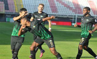 Akigo, Nazilli'yi rahat geçti 5-2