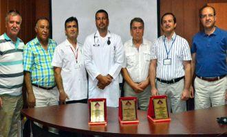 Ali Şafak Demirli Akhisar'da Yılın Doktoru Seçildi