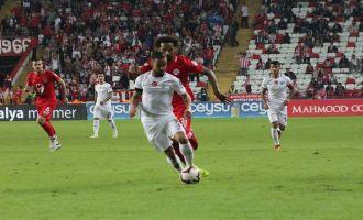 Antalyaspor; 1 - Akhisarspor; 2