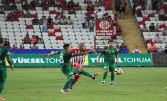 Antalyaspor; 2 - Akhisar Belediyespor; 2