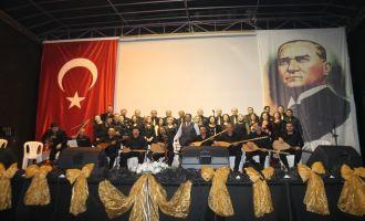 ASDER'in Türk Halk Müziği Konserine Yoğun İlgi