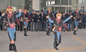Atatürk'ün Akhisar'a Gelişinin 94. Yıldönümü Törenle Kutlandı