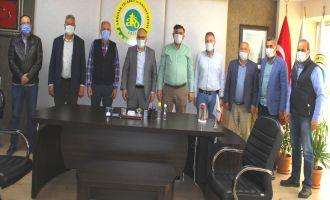 ATSO AK Parti'yi Konuk Etti