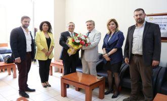ATSO Başkan Adayı Boşnak Avukatlar Gününü Kutladı