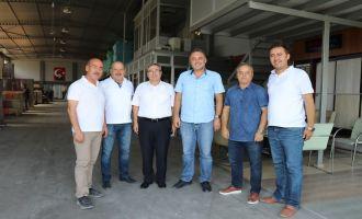 Atso başkan adayı Boşnak meslek gruplarını ziyaret etti