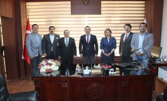 ATSO Başkan Adayı Boşnak'tan Cumhuriyet Başsavcısına Ziyaret