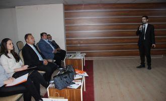 ATSO Üyeleri ve Mali Müşavirler E-Dönüşüm seminerinde buluştu