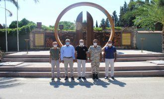 ATSO'dan Albay Şahin'e İade-i Ziyaret