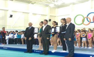 Ayşe Begüm Onbaşı Yılın Sporcusu Seçildi