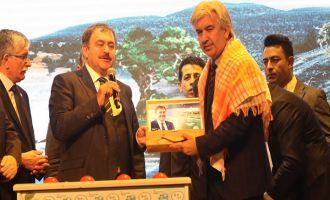 Bakan Eroğlu Akhisar'da 15 Milyon TL'lik yatırımın temelini attı