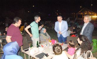 Bakırlıoğlu, Akhisar göletinde
