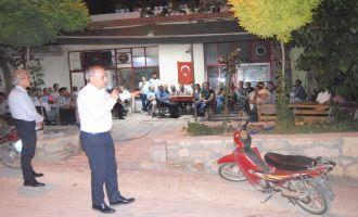 Bakırlıoğlu ''Çiftçi İçin Geliyoruz''