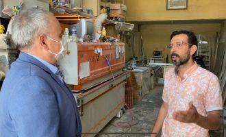 Bakırlıoğlu; ''Marangoz Ve Mobilya Sektörü Zorda''