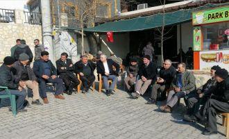 Bakırlıoğlu'ndan Köylere Ziyaret