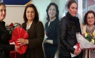 Balkan göçmenleri kadınlarından siyasi partilere ziyaret