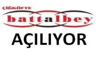 Battalbey +Plus Çİğköfte Salonu Açılıyor