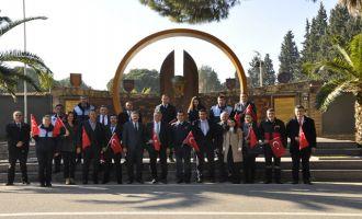 Büyükşehir'den Hava Meydan Komutanlığına ziyaret